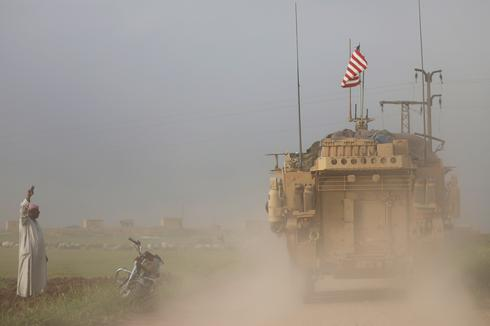 U.S. forces in Syria