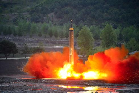 North Korea's latest missile launch