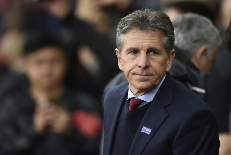 Britain Football Soccer - Southampton v Manchester United - Premier League - St Mary's Stadium - 17/5/17 Southampton manager Claude Puel before the match  Reuters / Hannah McKay Livepic