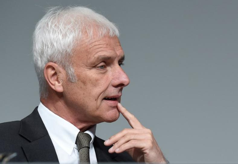 VW CEO says successor likely to come from within: Handelsblatt