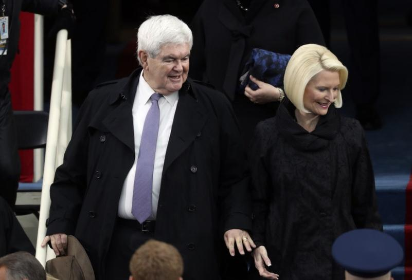 Trump nominates Callista Gingrich as ambassador to Vatican