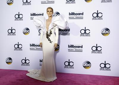 Billboard red carpet