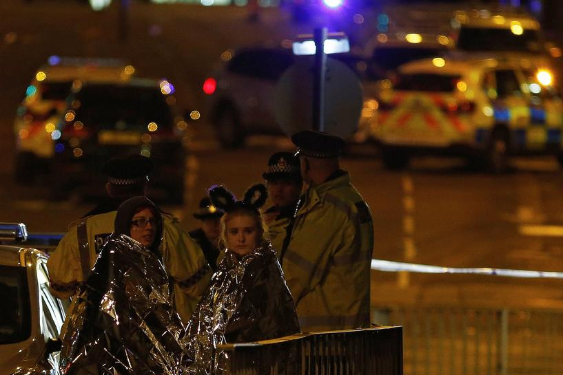 At least 19 killed in suspected suicide attack at concert in British arena