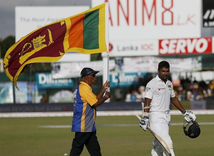Sri Lankan Sangakkara to retire from first class game