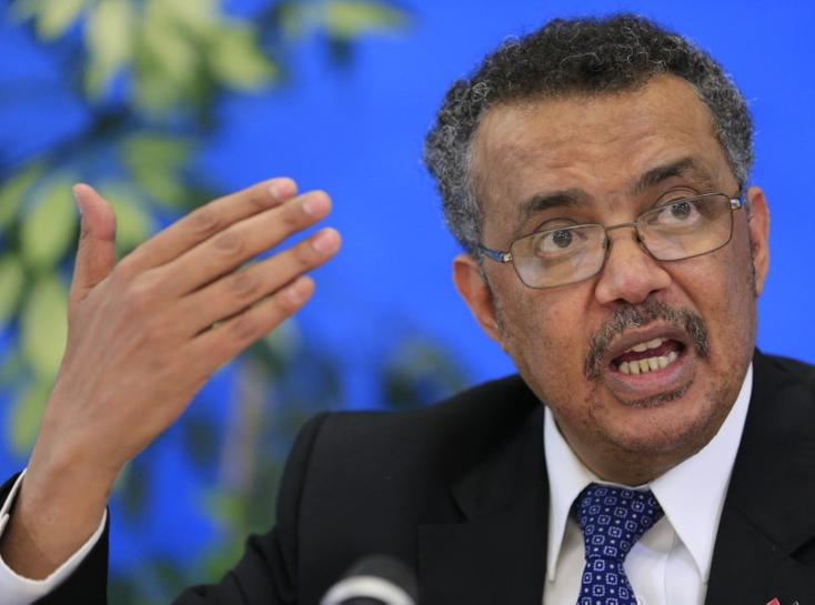 Ethiopia's Tedros wins WHO race, first African to get top job