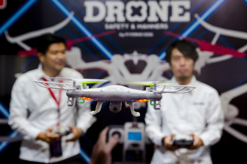 Japan to Finalize Strategy for Drones, Self-driving Trucks on June 9: Government Sources