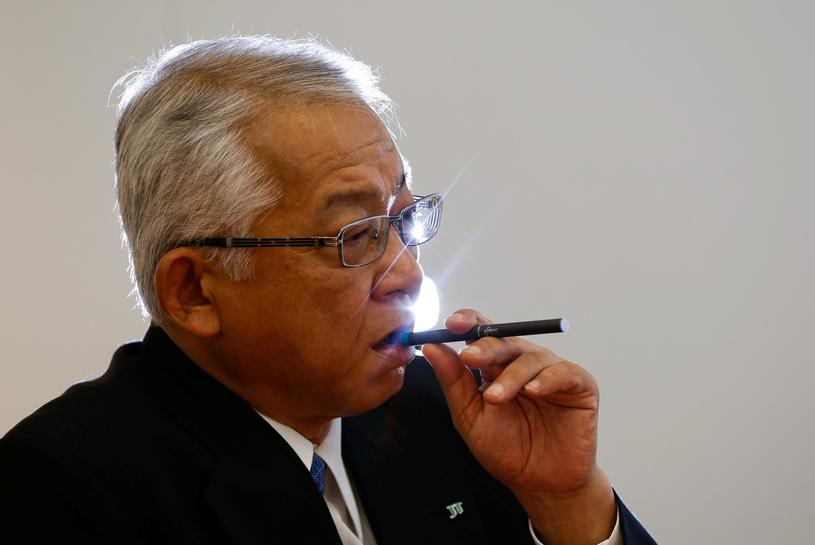 Japan Tobacco plans to quadruple smokeless tobacco output capacity by 2018: CEO