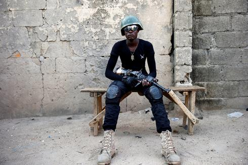 The vigilantes fighting Boko Haram