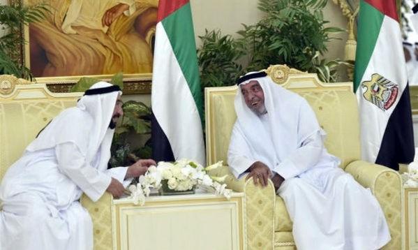 UAE president receives Eid al-Fitr greeting in rare appearance...