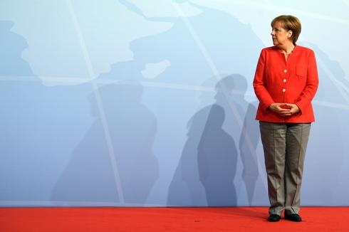 Merkel hosts the G20