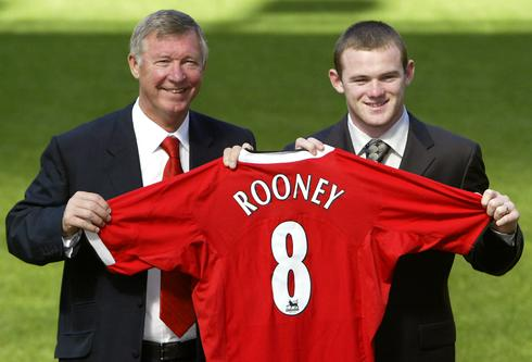 Rooney leaves Manchester United