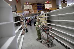 Stocking up before Venezuela's strike