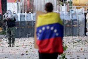 National strike in Venezuela