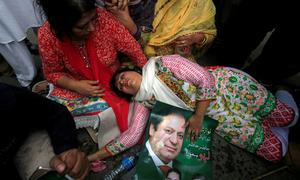 Pakistan faces political turmoil as PM Sharif is ousted