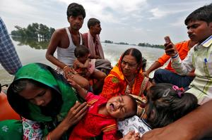 Monsoon floods devastate South Asia