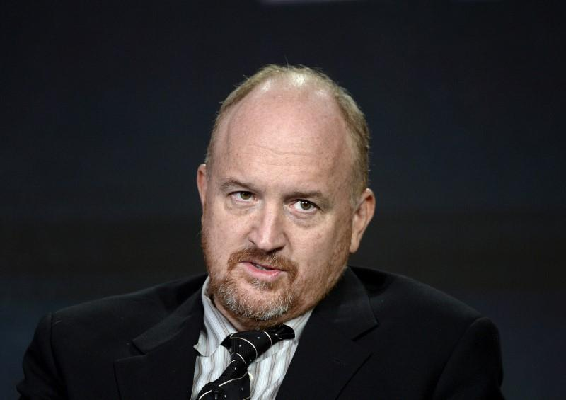 Executive producer Louis C.K. participates in a panel for the FX Networks series