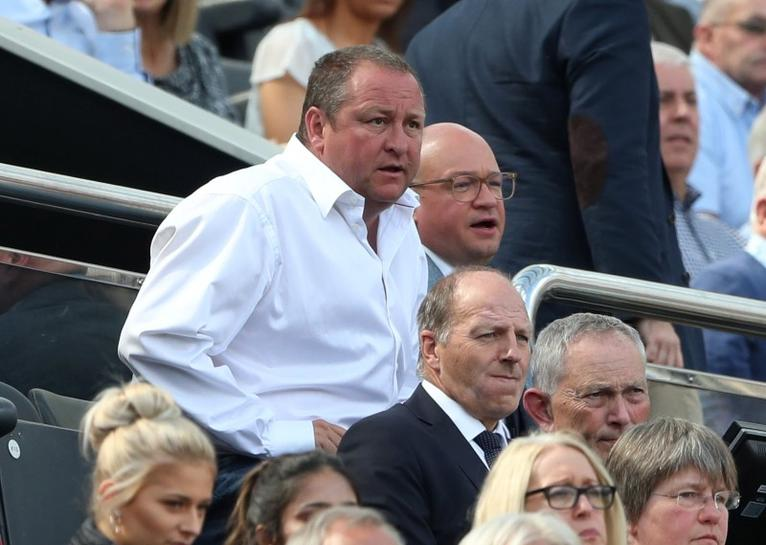 Staveley's PCP makes 300 million pound bid for Newcastle United