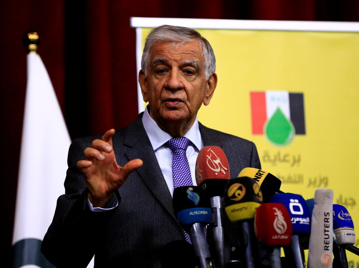 Iraq to export Kirkuk oil to Iran before end-January: Iraqi oil minister