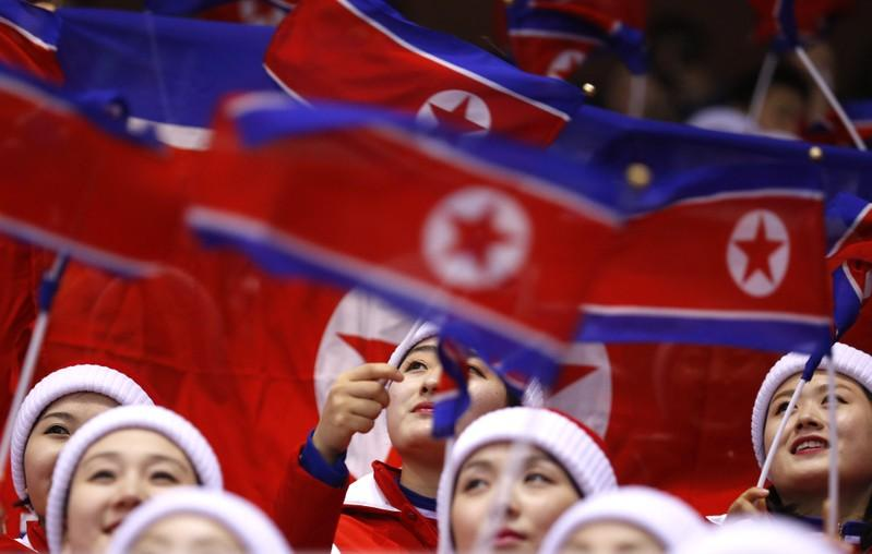 North Korea to send delegation to Olympics closing ceremony, meet South Korea's Moon