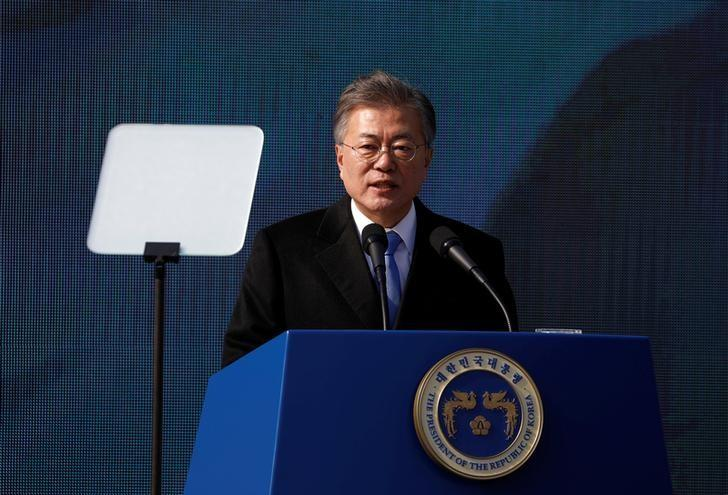 South Korea sending envoys to North Korea as Trump suggests U.S. willing to talk
