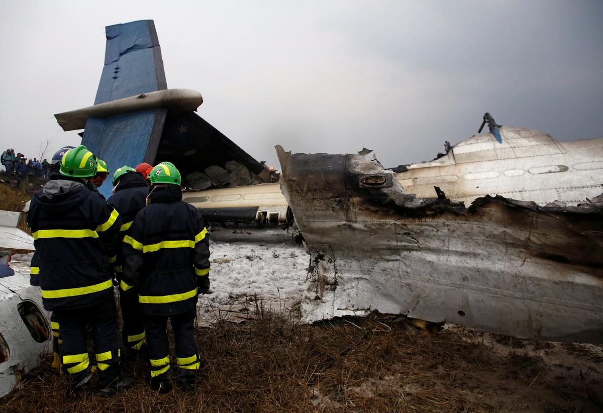 After deadly Nepal crash, Bangladeshi airline defends pilots