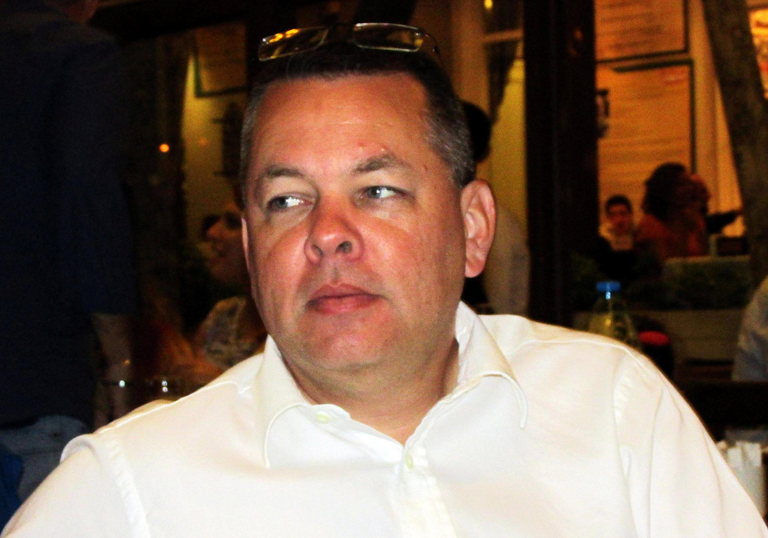 Andrew Brunson, a Christian pastor from North Carolina, U.S. who has been in jail in Turkey since December 2016, is seen in this undated picture taken in Izmir, Turkey. Depo Photos via