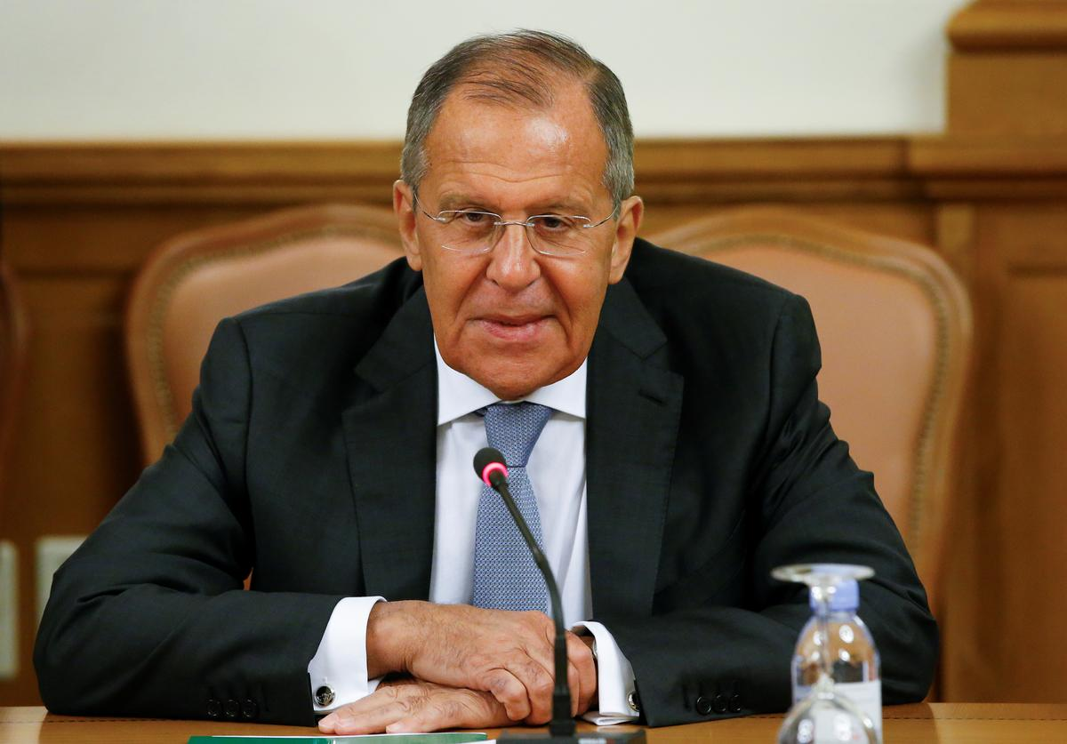 North Korea says Russian foreign minister to visit North Korea soon: KCNA