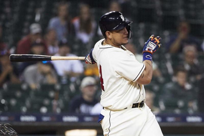 Tigers' Cabrera suffers season-ending biceps injury