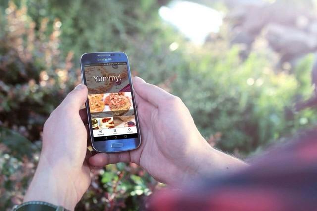 The Yummy app, a homemade food ordering service in Libya (Ferjani Abdulsalam)