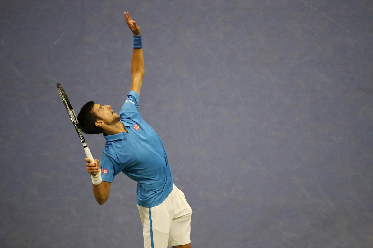 Tennis: Countdown starts to players on the clock at U.S. Open
