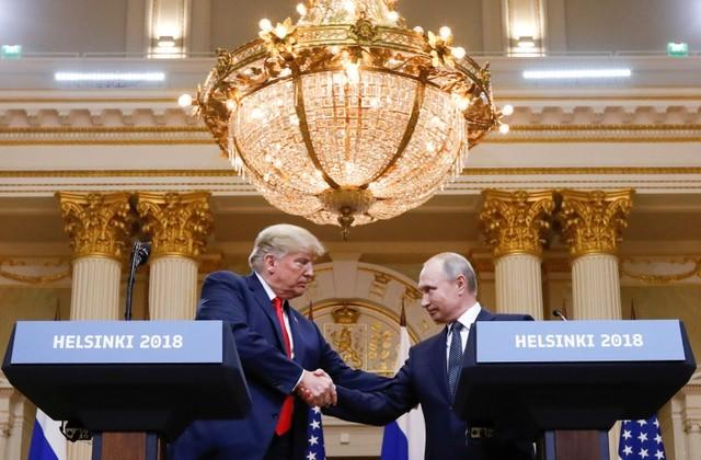 Highlights: Trump and Putin speak after meeting in Helsinki