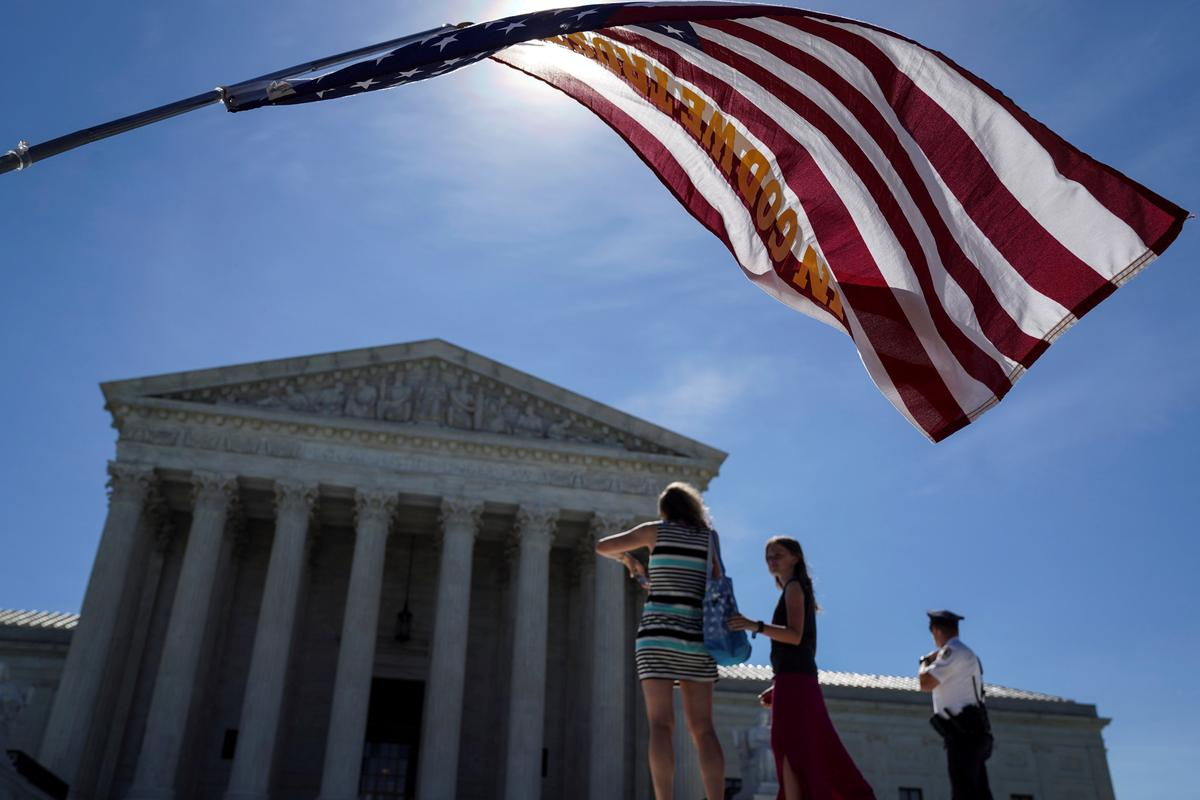 The U.S. Supreme Court on Monday rejected a bid by President Donald Trump's administration to put the brakes on a lawsuit filed by young activists who have accused the U.S. government of ignoring the perils of climate change.
