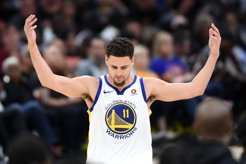 Report: Thompson wants to be 'a Warrior for life'