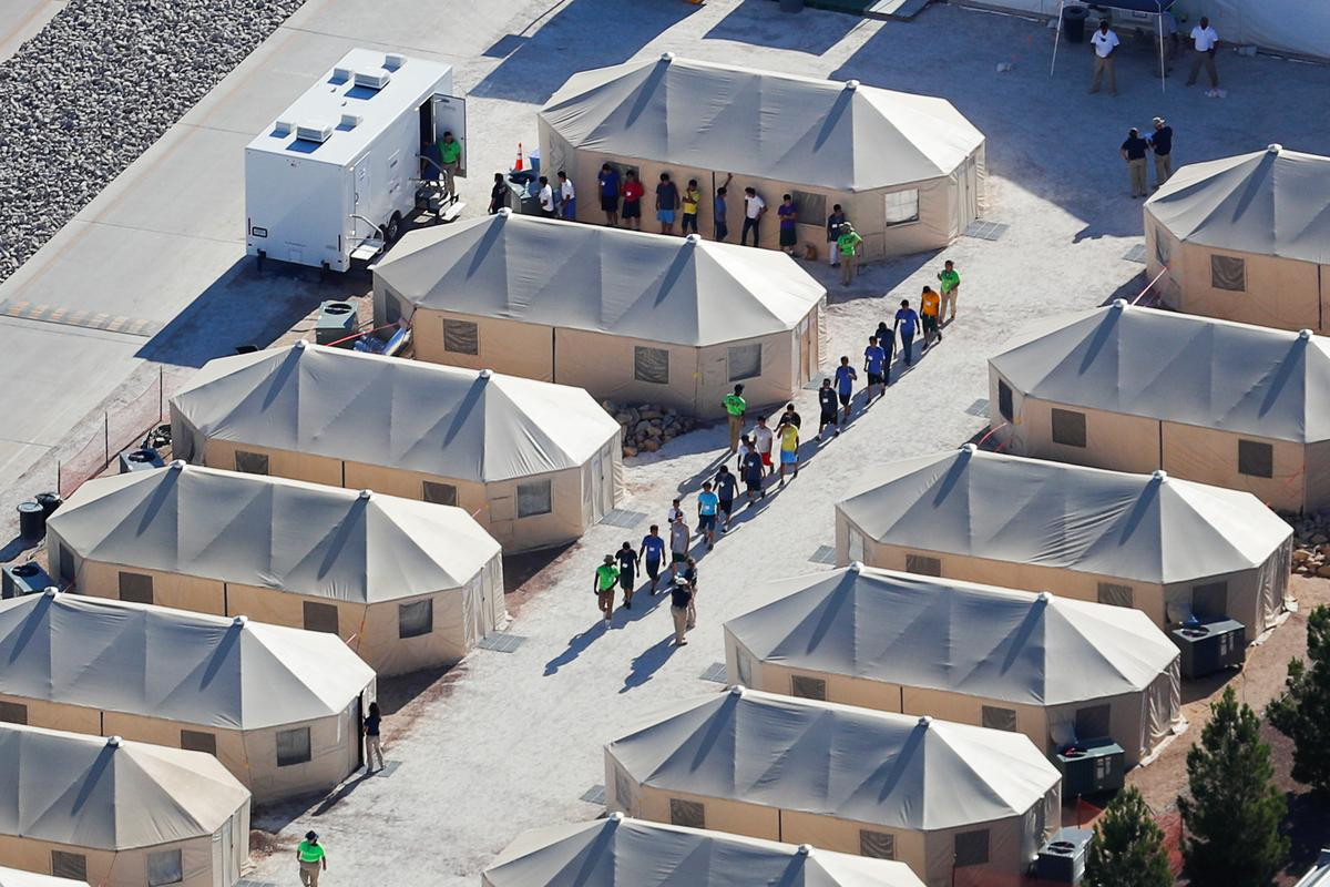 Migrant families separated by U.S. are refusing reunification over dangers: ACLU