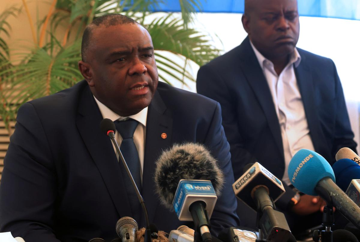 International court sentences Congo politician Bemba to time served