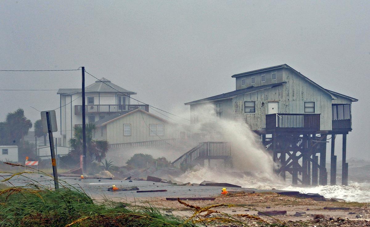 Hurricane Michael heads northeast, leaving devastation in Florida
