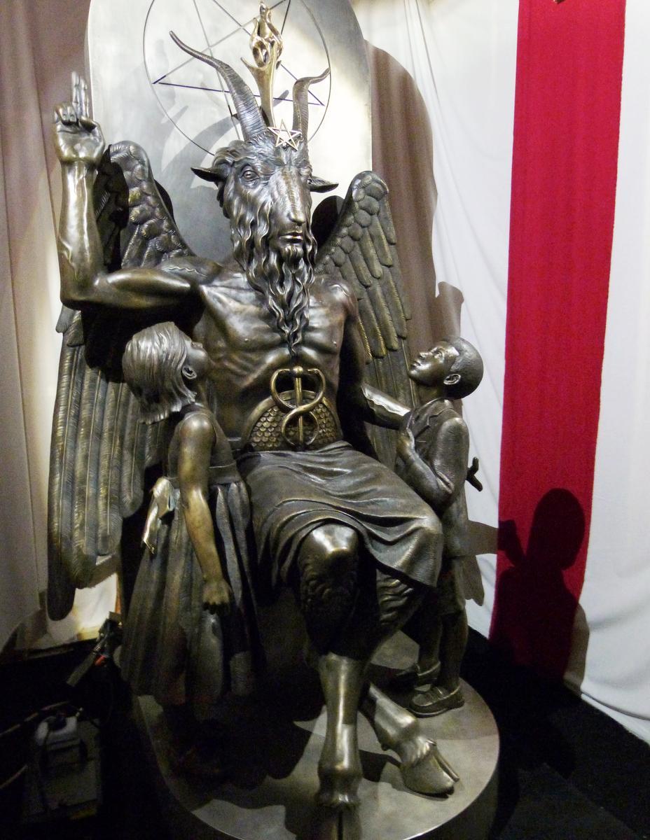 Satanic Temple sues Netflix over 'Sabrina' use of Baphomet deity