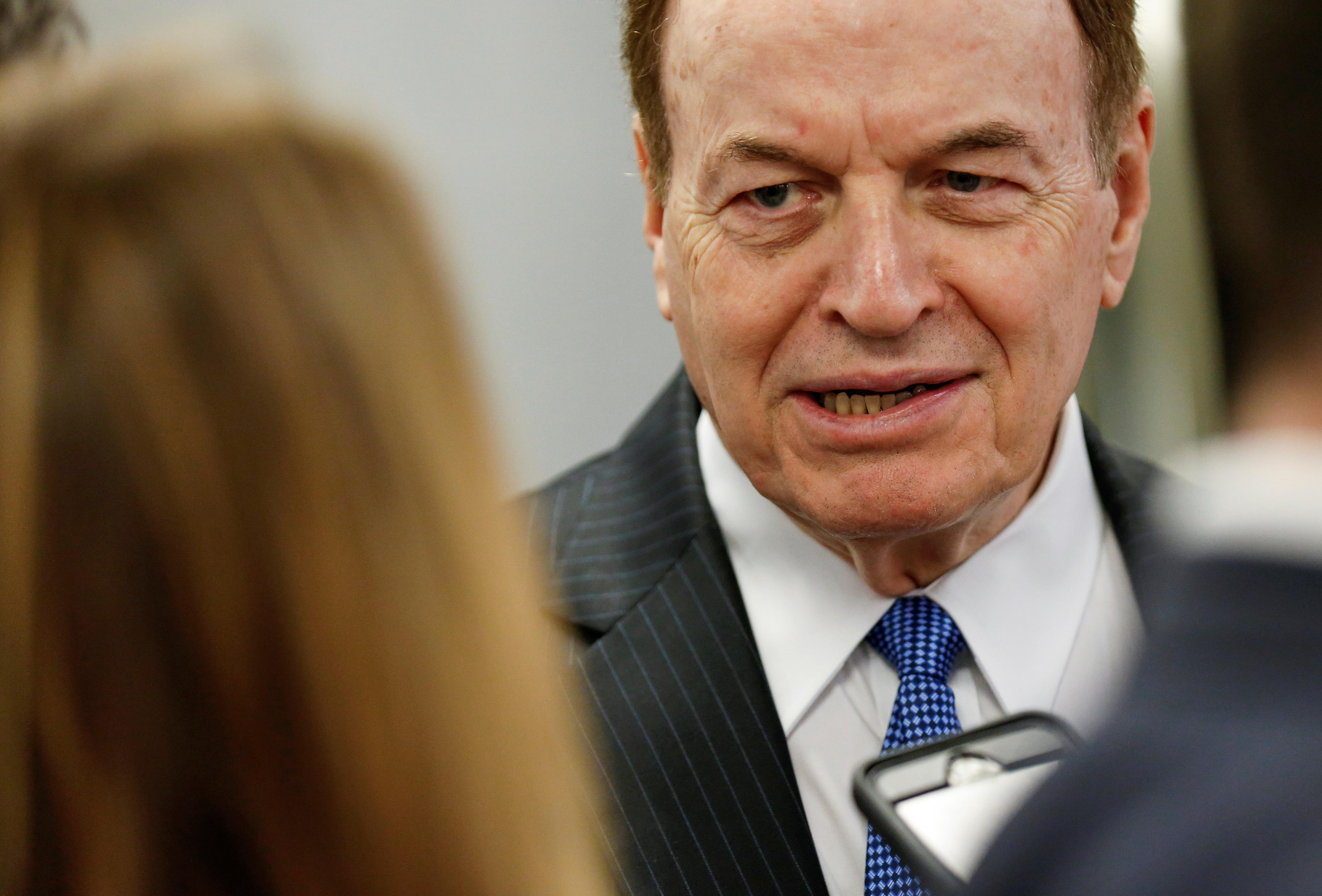 U.S. Senator Shelby says 'agreement in principle' reached on border security