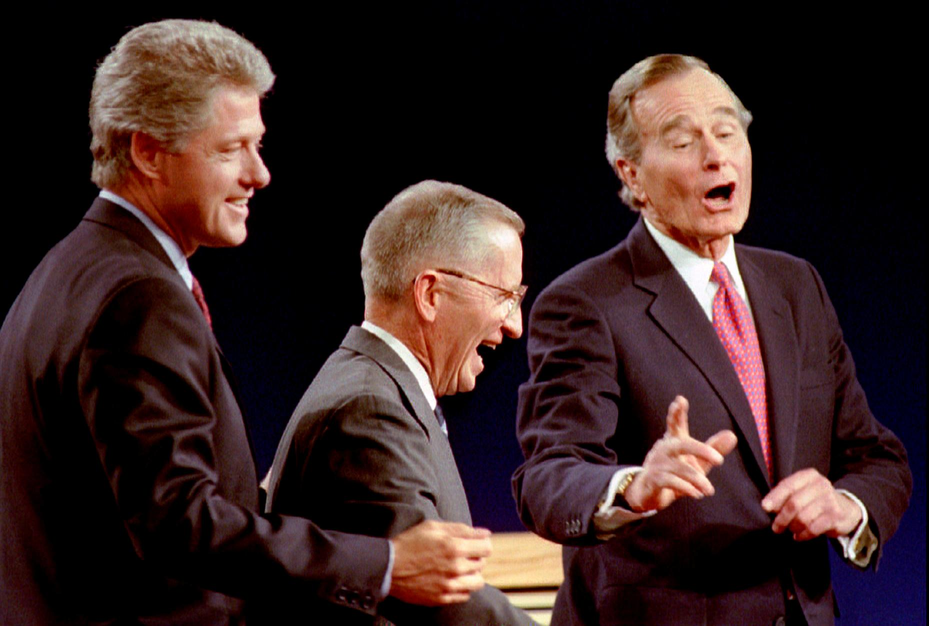 U.S. billionaire Ross Perot, who shook up presidential politics in the 1990s, dead at 89 2