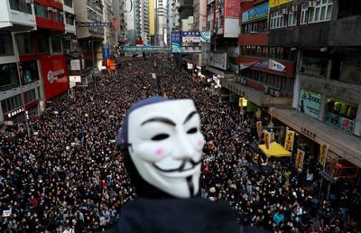 Hong Kong in turmoil