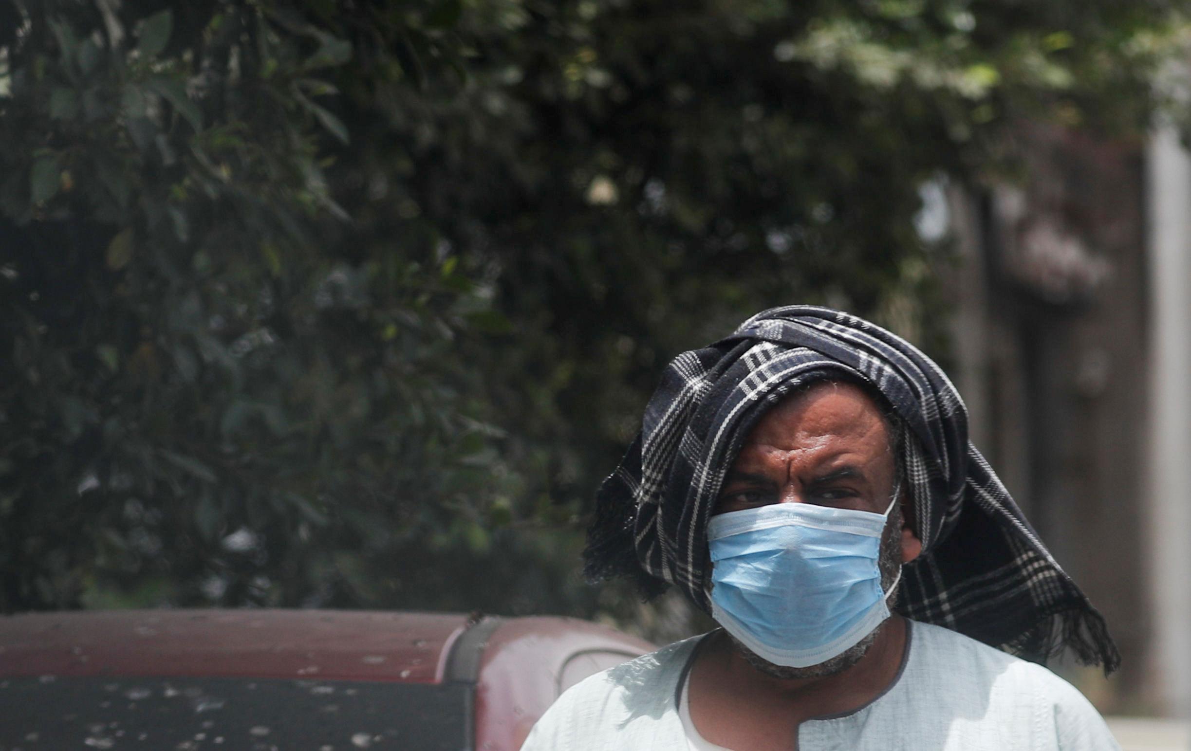 Egito registra 720 novos casos de coronavírus em um dia