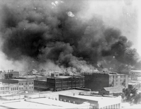 The Tulsa race massacre of 1921