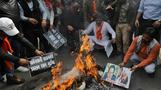 Pakistan urges UN to intervene over Kashmir