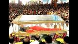 Thousands at Sai Baba funeral