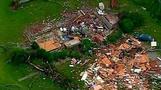 Obama pledges help to storm-battered southeastern U.S.