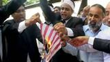 Pakistani lawyers protest against Prophet Mohammad film