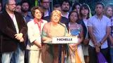Chile's Bachelet returns to office in landslide victory