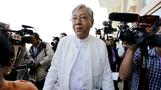 Suu Kyi friend tipped for Myanmar presidency