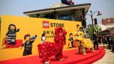 World's largest Lego store opens in Shanghai