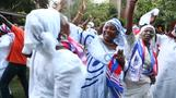 Voters in Ghana hope for economic reform from president-elect